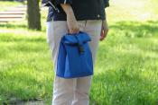 Термосумка Lunch bag M блакитна