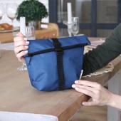 Термосумка Lunch bag S синя