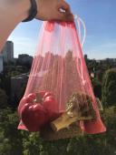 Многоразовые сеточки для фруктов/овощей 3 шт