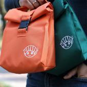 Корпоративний подарунок брендована сумка з лого