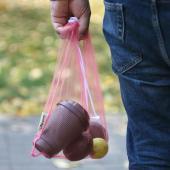 Багаторазові торбинки сіточки для покупок 10 шт