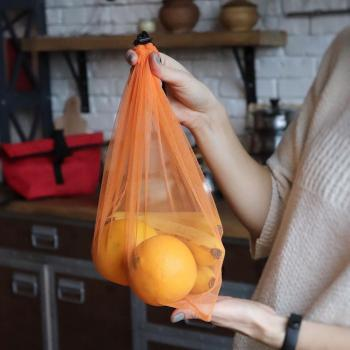 Многоразовые сеточки для фруктов/овощей 10 шт