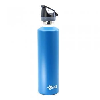 Спортивная бутылка для воды Cheeki Single Wall Active Bottle 1 литр Silver