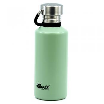 Детская бутылка для воды Cheeki Classic Single Wall 500 мл Pistachio