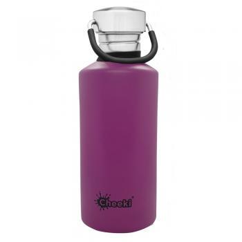 Бутылка для воды Cheeki Classic Single Wall 500 мл Purple
