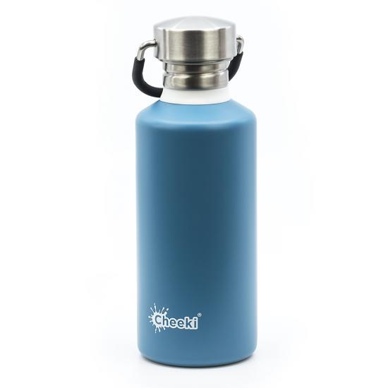 Детская бутылка для воды Cheeki Classic Single Wall 500 мл Topaz