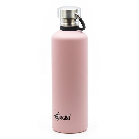 Бутылка для воды Cheeki Classic Single Wall 750 мл Pink
