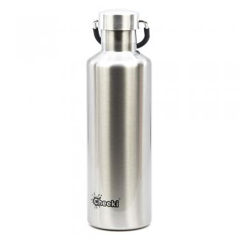 Термос Cheeki Classic Insulated 600мл Silver