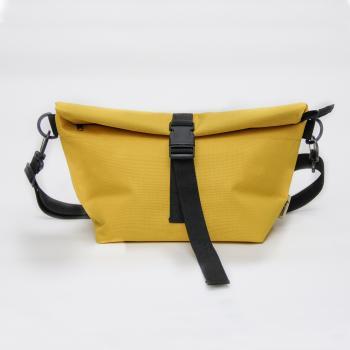 Термосумка Lunch bag XL жовта