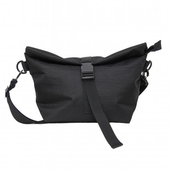 Термосумка Lunch bag XL чорна