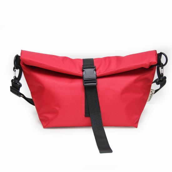 Термосумка Lunch bag XL червона