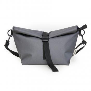 Термосумка Lunch bag XL (Серая)