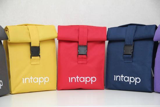 Lunch bag корпоративний подарунок з логотипом
