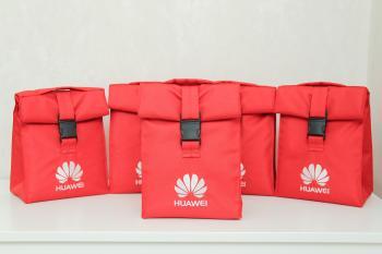 Термо сумка з логотипом - брендований подарунок