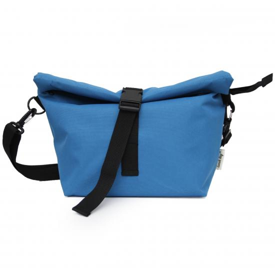 Термосумка Lunch bag XL блакитна