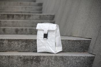 Термосумка Lunch bag M з матеріалу Tyvek