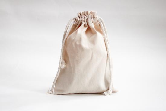 Бавовняна торбинка для покупок