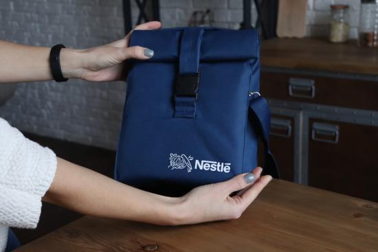 Корпоративний подарунок брендована сумка