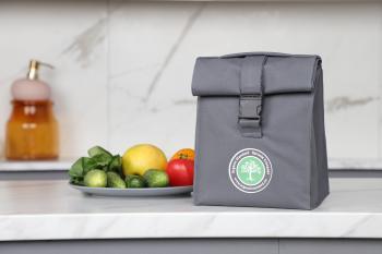 Брендована сумка з логотипом