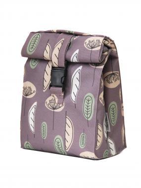 Термосумка Lunch bag M з принтом ботаника