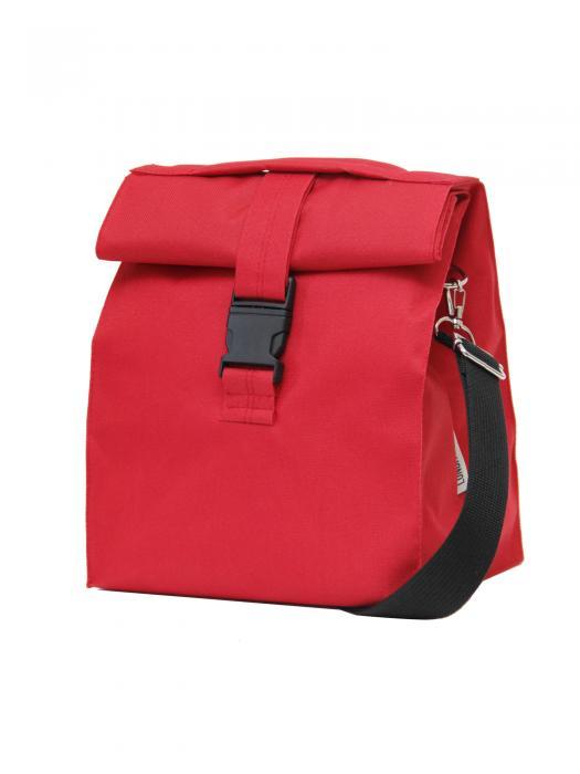 Термосумка Lunch bag M PLUS червона