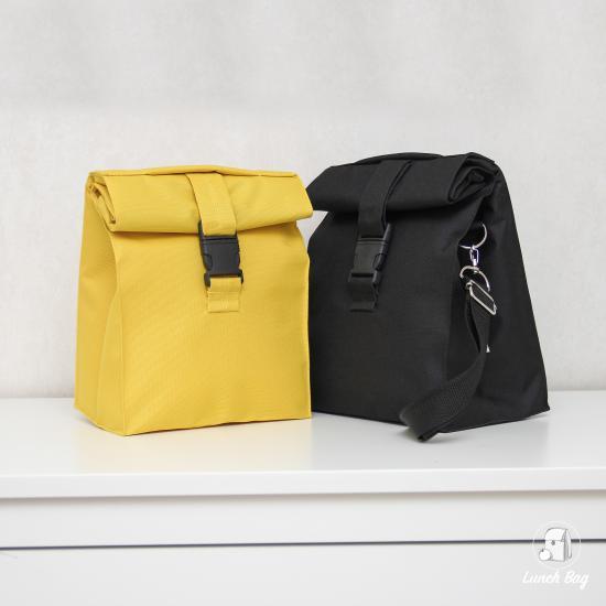 Набір з двох термосумок lunch bag M і lunch bag M PLUS