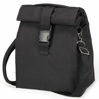 Термосумка Lunch bag M PLUS чорна