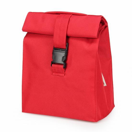 Термосумка Lunch bag M червона