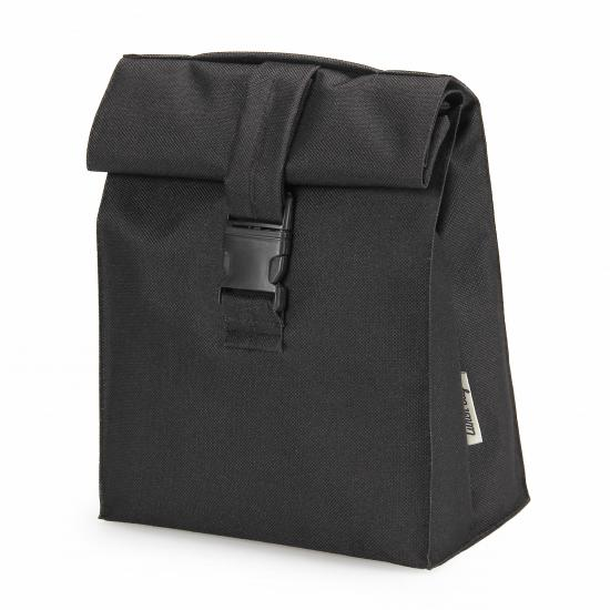Термосумка Lunch bag M чорна