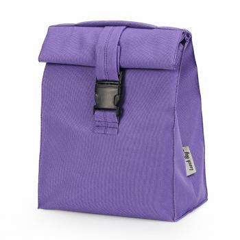 Термосумка Lunch bag M фіолетова