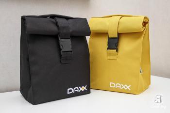 Нанесення друк логотипу на сумки з спецтканини
