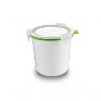 Контейнер для супу Lunch Pot Single Black+Blum Білий / Зелений