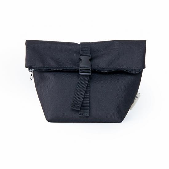 Термосумка Lunch bag S чорна