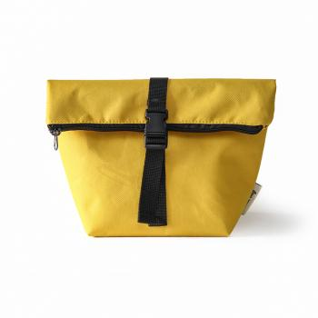Термосумка Lunch bag S желтая