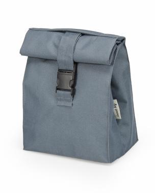 Термосумка Lunch bag M сіра